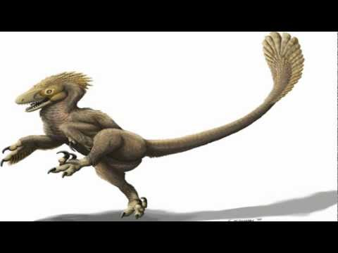 Ancient Reptile Tribute Three: Balaur Bondoc / Dromaeosaur - Dinosaur.