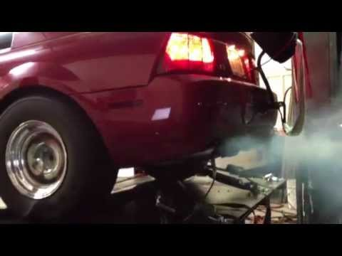 30psi compound boost turbo cobra mustang 1000 + horsepower dyno