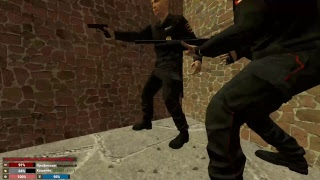 [Garry's Mod] RP. Играем по ролям. Бомжи и наркоманы. Насильники и проститутки.