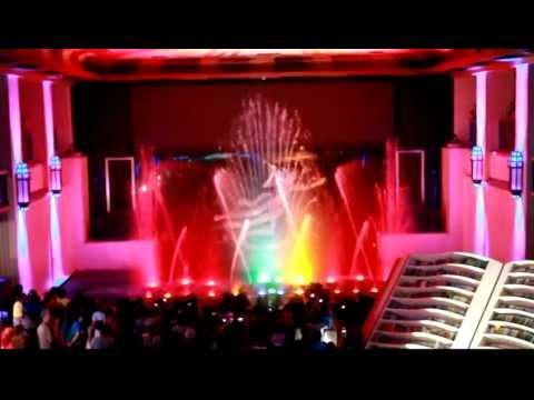 Magic Fountain Show at Grand Indonesia Jakarta