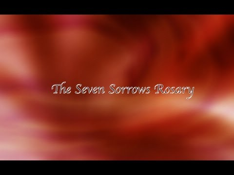 The Seven Sorrows Rosary