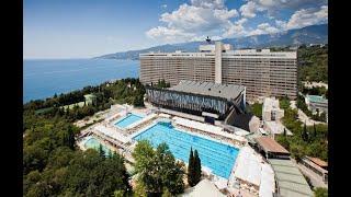 Отель Ялта Интурист 4 Ялта Крым обзор отеля все включено территория