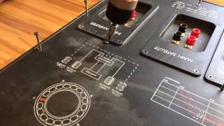 Розбирання і ремонт сабвуфера Jamo SW500 (disassemble and repair)