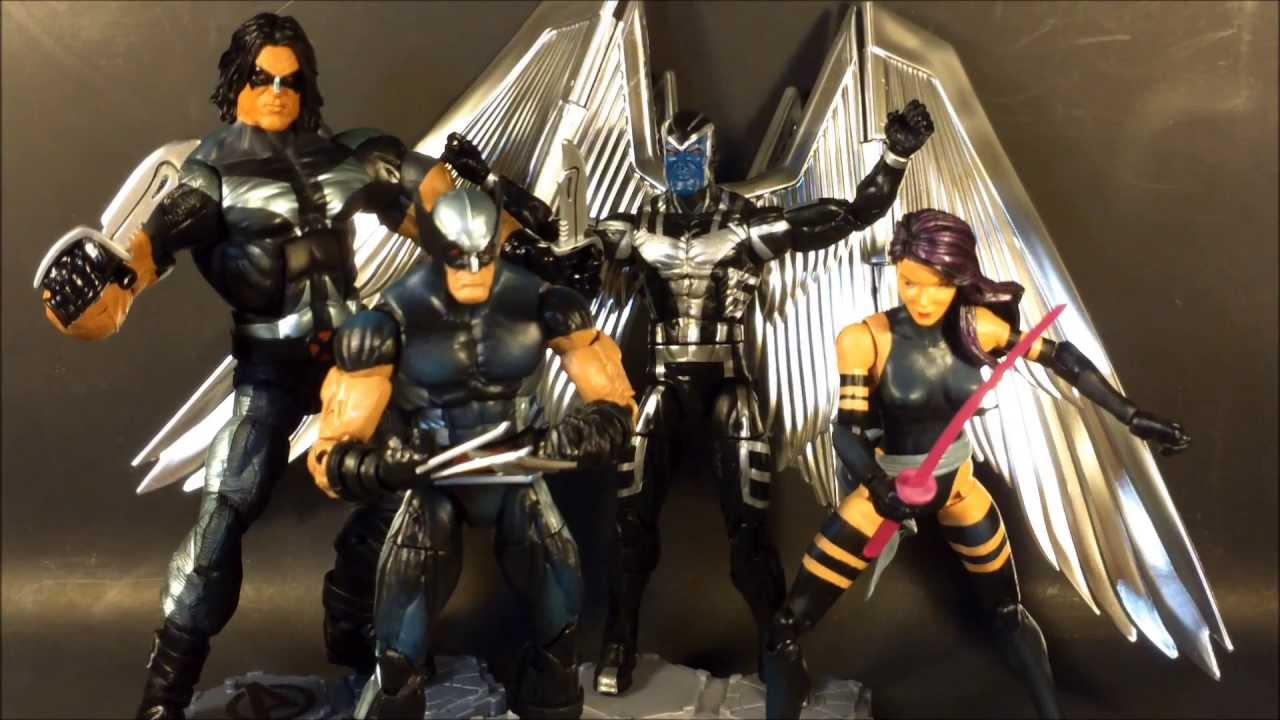 Marvel Legends SDCC X-...