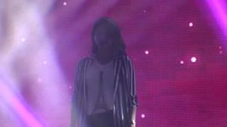 [직캠/fancam] 150901 울산 빅콘서트 에일리(Ailee) - 손대지마+보여줄게+노래가 늘었어