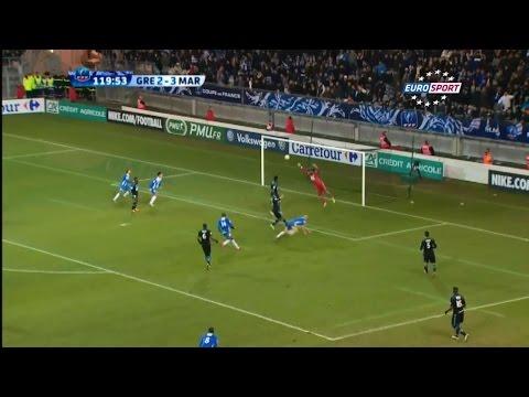 Résumé Grenoble vs Marseille (3-3, 5-4 T.A.B) | Coupe de France