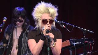 "Blondie - ""Call Me"" - Live from YouTube Presents performance"
