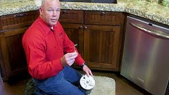 Mullin Inc on how to fix a garbage disposal. Check for broken or loose blades.