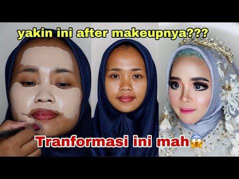 Tutorial Makeup Membesarkan Mata | Vlog Wedding Job #21