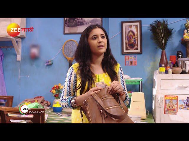 Tula Pahate Re | Marathi Serial | EP 9 - Best Scene | Aug 22, 2018 | Zee Marathi