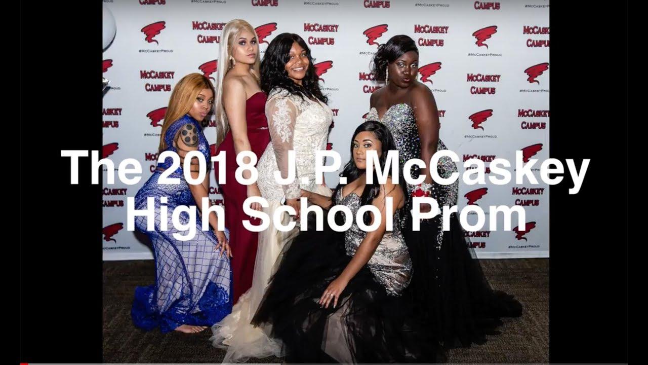 5f159121fff9c Scenes from the 2018 J.P. McCaskey High School prom - YouTube