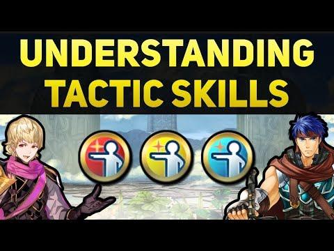 Understanding Tactic Skills | Fire Emblem Heroes Guide