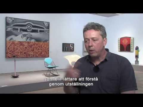 POP KONST DESIGN - Moderna Museet