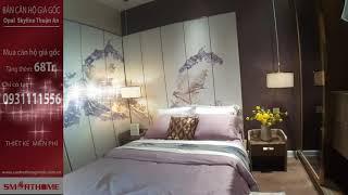Bán căn hộ Opal Skyline Thuận An giá gốc  -  Tặng thêm 68tr   -  chỉ có tại 0931111556