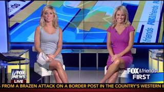 Ainsley Earhardt & Heather Childers 07-21-14