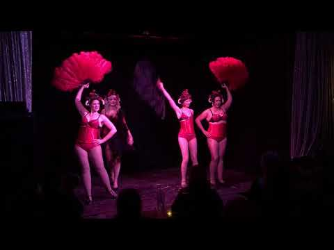 Bohemian Burlesque Reno, NV Oct-14-17 Opening Acts