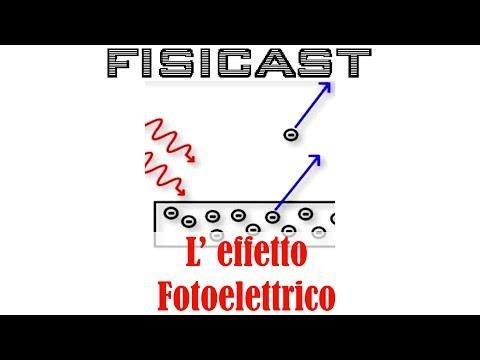L'Effetto Fotoelettrico - FISICAST #08