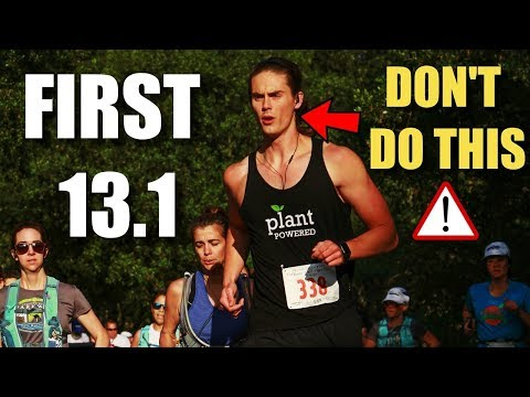 First Half Marathon: Avoid This HUGE Mistake