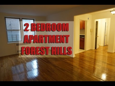 Extra large 2 bedroom apartment in Forest Hills, Queens NY