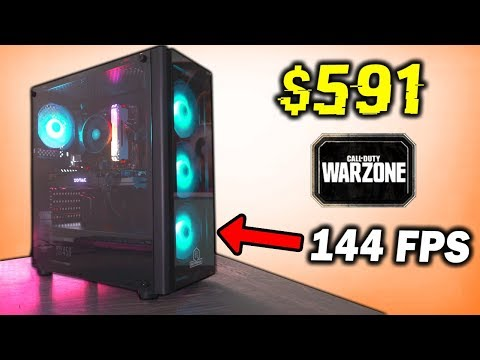 The $590 CoD WARZONE 1600 AF
