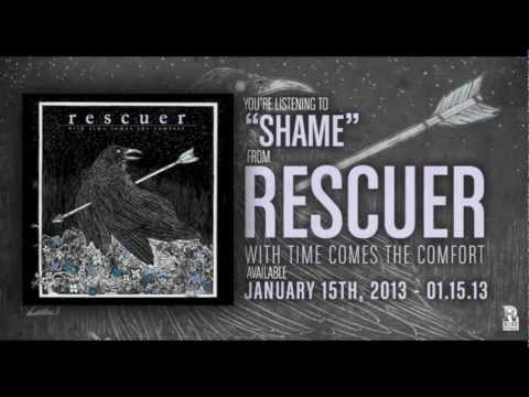 Rescuer - Shame (New album out January 15)