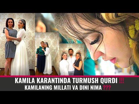 QADAM SERIALIDAGI KUMUSH (Kamila Gimandinova) KARANTINDA TURMUSHGA CHIQDI VA YANGI TO'Y FOTOLARI !!!