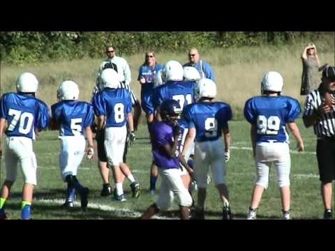 REVERE MINUTEMEN - 7th Grade Football 2015 Final Offense & D