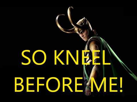 Call Me Loki Lyrics