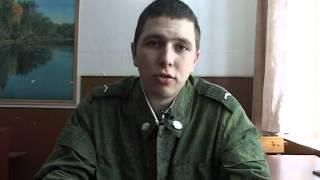 """Сюжет """"Военные"""" - Телекомпания """"Ржев"""""""