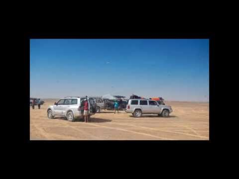 Desert pharaohs rescue and recovery team Alremal challenge 2013
