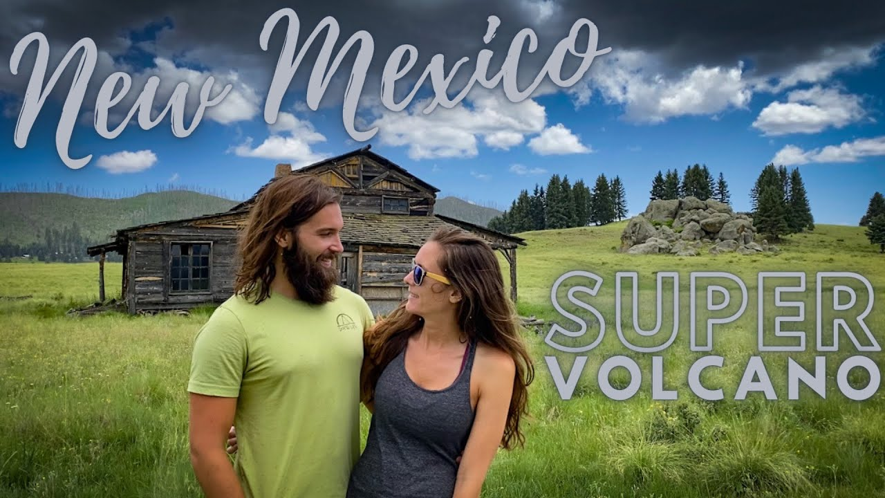 Supervolcano of New Mexico | Hot Springs of Santa Fe