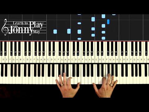 Believe Contemporary Piano Lesson Demo Youtube