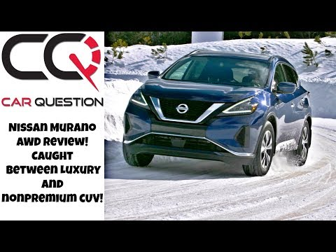 Nissan Murano Review | Caught between Luxury and Nonpremium CUV!