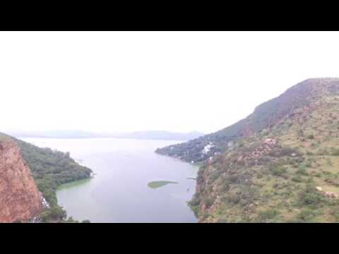 MUST WATCH: Hartbeespoort Dam overflowing. VIDEO by Zaheer Abramjee 13/1/2017