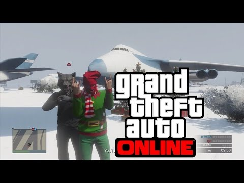 GTA 5 Online Modded Mission -  Unlimited...