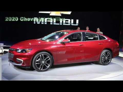 Chevrolet malibu 2020 precio