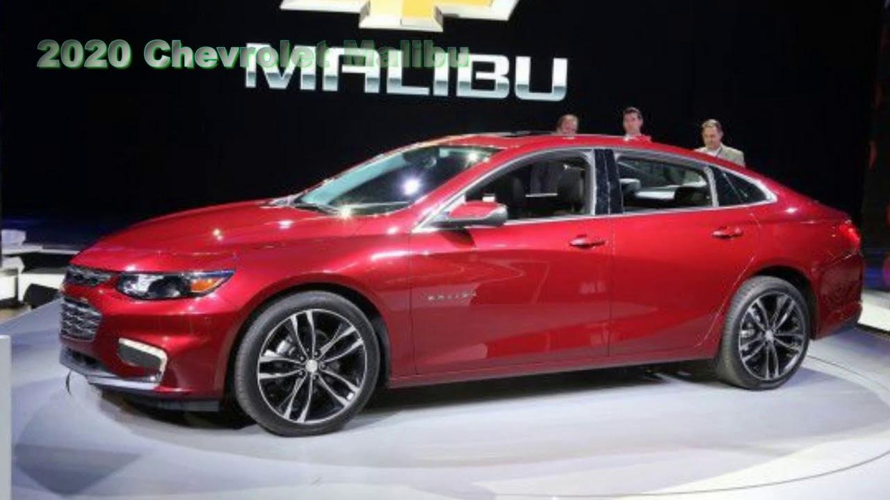 2020 Chevrolet Malibu Youtube