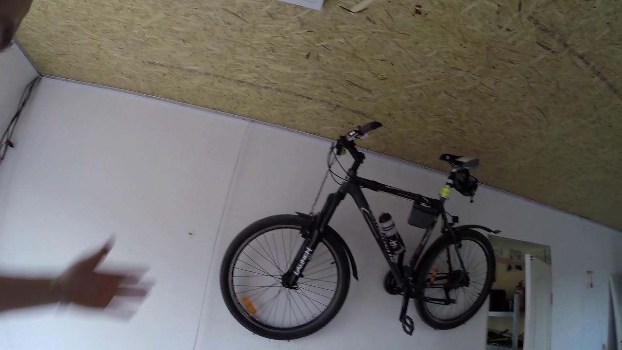 Начинаем разводку электропроводки в гараже