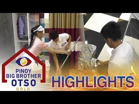 PBB OTSO Gold: Team Patrick, sumalang sa on the job training sa bahay ni Kuy