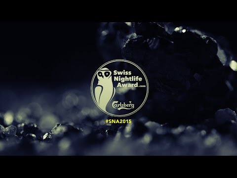 SWISS NIGHTLIFE AWARD 2015 -  LIVESTREAM