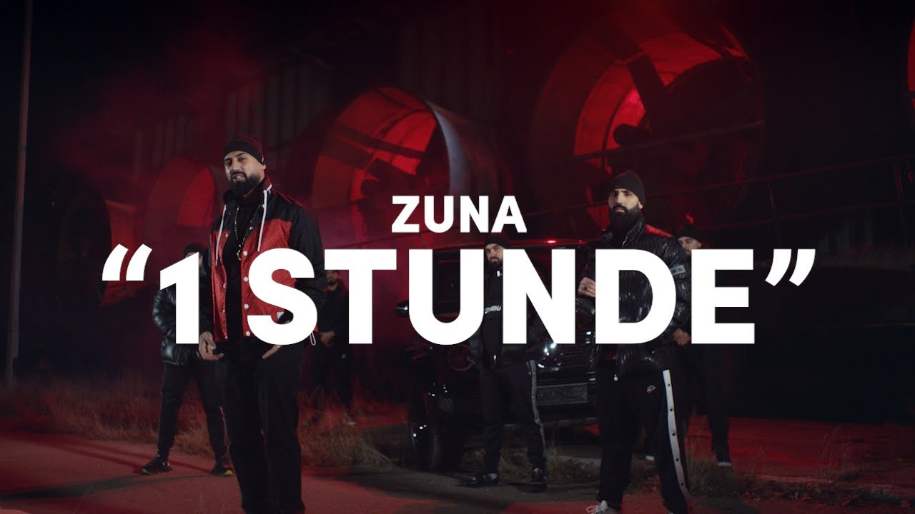ZUNA - 1 STUNDE (prod. by Jumpa, Zinobeatz, Sali)