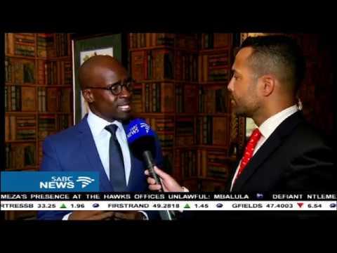 Malusi Gigaba in closed-door meetings with investors in New York