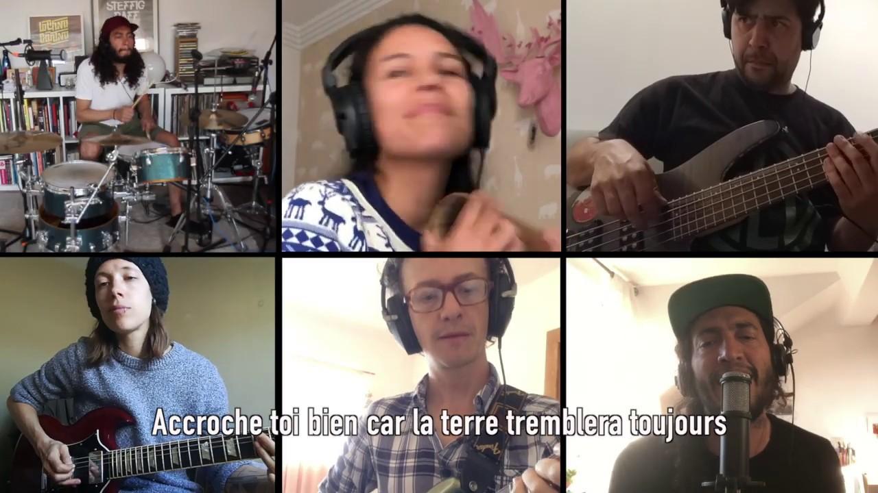La Chiva Gantiva deelt nieuwe jamsessie (Together Now! Sessions)