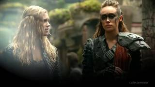 THE 100 \betrayal of Lexa\  _couldnt_stop_caring