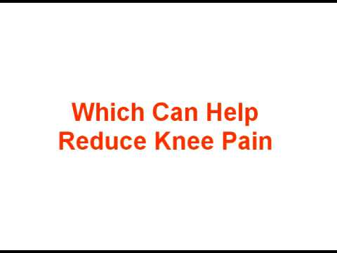 Knee Pain Relief : Meniscus Tear Information - Knee Braces That Help Support