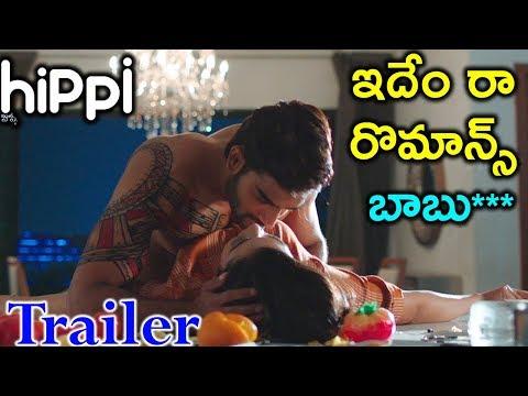 Hippi Telugu Movie Trailer Karthikeya, Digangana Suryavanshi, Jazba Singh, TN Krishna | MTC
