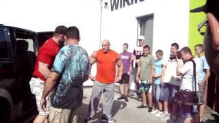 Robert Burneika - przyjazd Starachowice Wiking 03.06.2011 2017 Video