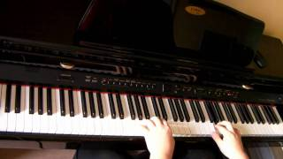 Stop crying your heart out piano cover by Alex R.-A.