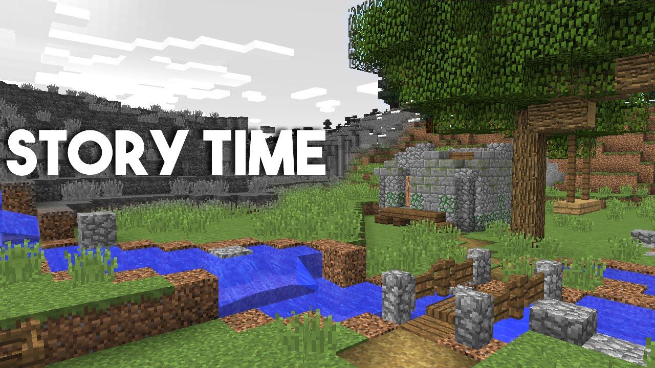 Minecraft Building W Bdoubleo Bathroom Story Time