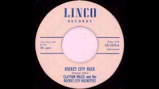 Clayton Hillis - Rocket City Rock